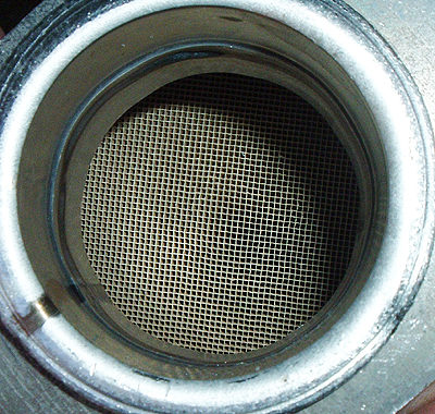 Clogged Catalytic Converter Symptoms >> she added a quart of synthetic oil --- help please ...