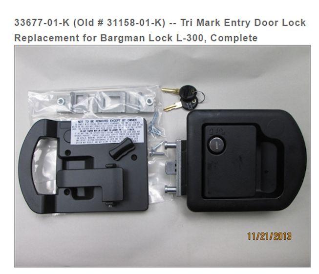 Door lock for the camper door - General Discussion - Toyota