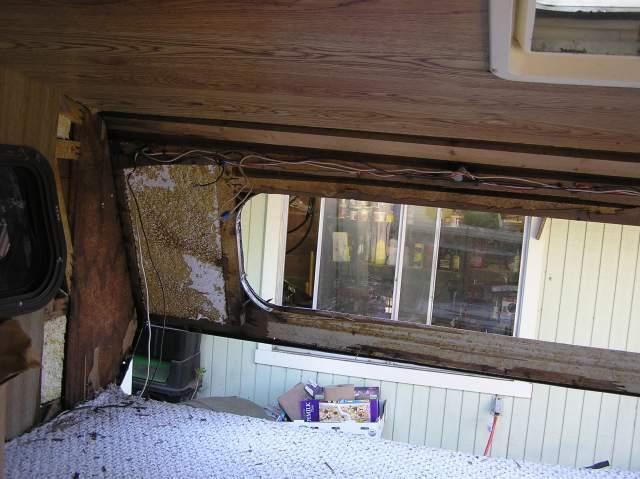 window rot