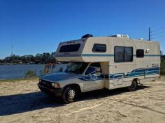 The 1990 Itasca Toyota Motorhome