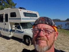 The 1990 Itasca Toyota Motorhome and Me