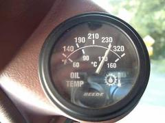 Transmission Tempeture Gauge
