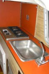 sink / oven