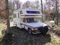 1985 Toyota MRV Savannah