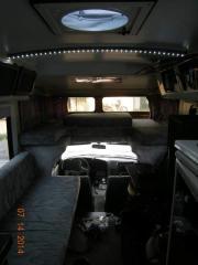 1990 sunrader V6 auto BLACK OUT