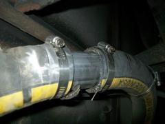 gas line fix