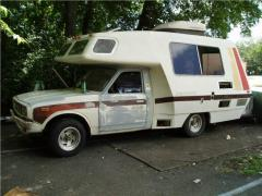 1978 Toyota Chinook Newport Restoration