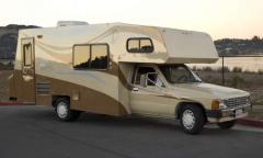 1985 Toyota Huntsman - Modernized