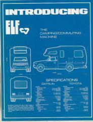 1978 toyota Elf