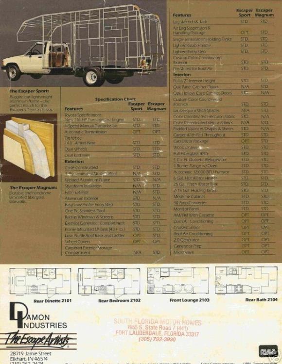 1985-Damon-Escaper-options.jpg