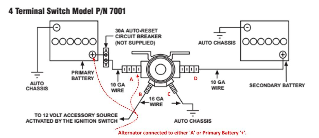 Continuous Duty Solenoid Install  Replacing Isolator