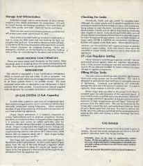 1979 Toyota Dolphin Owner's Manual Pg 4 and Pg 5