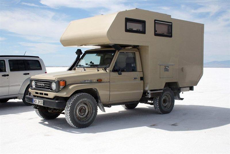 4x4 Camper General Discussion Toyota Motorhome