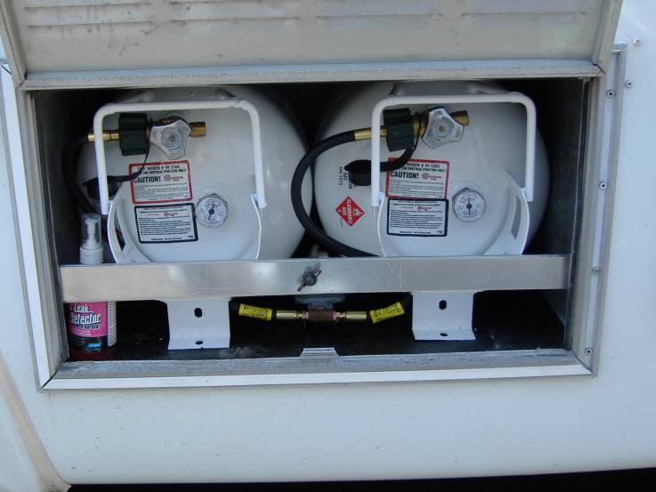 Propane Tanks Umm How In The Amp General