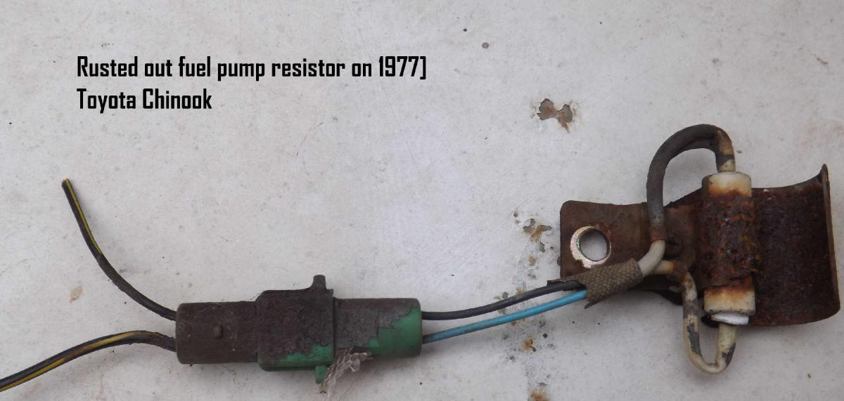 1975 Electric Fuel Pump Wiring Diagram - Electrical