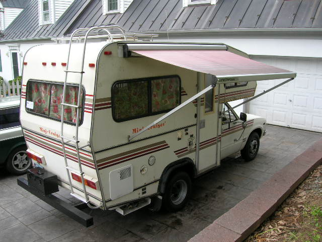 1990 Dolphin Needs An Awning General Discussion